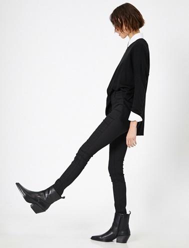 Koton Carmen Jean Pantolon Siyah